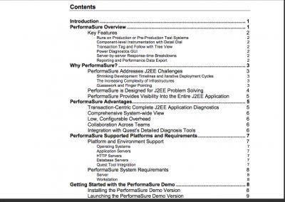 Software Demo Guide
